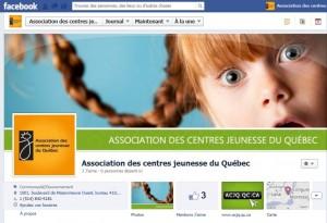 Nouvelle page facebook de l'ACJQ