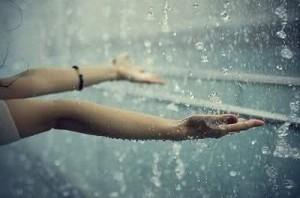 Image de la pluie
