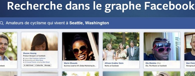 Vous en avez peut-tre dj entendu parler du nouvel engin facebook GRAPH SEARCH qui sera bientt disponible. ** Les plus actifs et plus pertinents sur les mdias sociaux seront les...