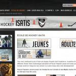 Site web ISATIS