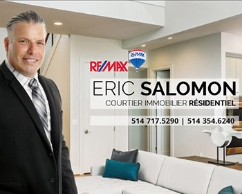 Eric Salomon - Courtier immobilier