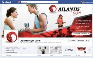 Image du cover timeline Atlantis Gym Laval