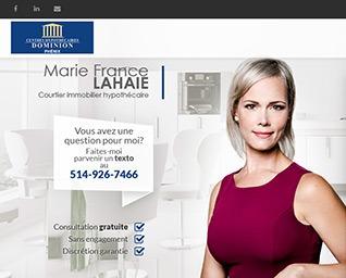 Marie-France-LAHAIE-Courtier-immobilier-hypothécaire par ID-3 Technlogie