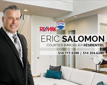 Eric Salomon - Courtier immobilier
