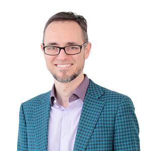 Richard Péladeau, directeur services-conseils